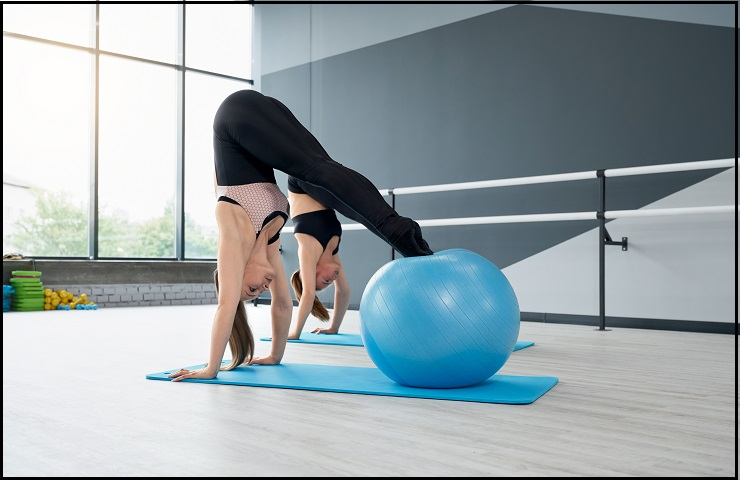 stability ball benefits